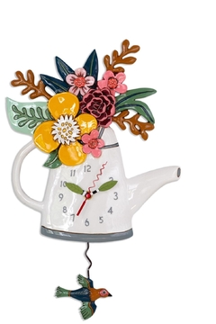 Allen Designs Studio Blossom Pendulum Clock - Alternate List Image