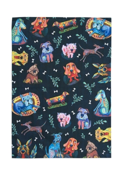 Allen Designs Studio Dog Park Towel - Product List Image