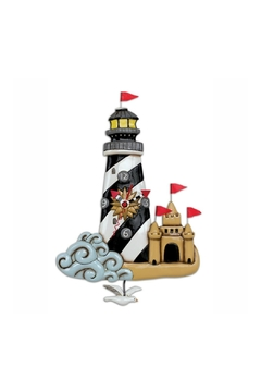 Allen Designs Studio Lighthouse Clock - Alternate List Image