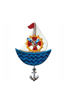 Allen Designs Studio Sailboat Clock - Alternate List Image