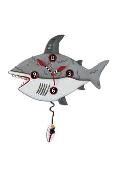 Allen Designs Studio Shark Clock - Alternate List Image