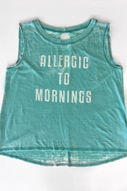 Tyler Jacobs Allergic To Mornings - Product Mini Image