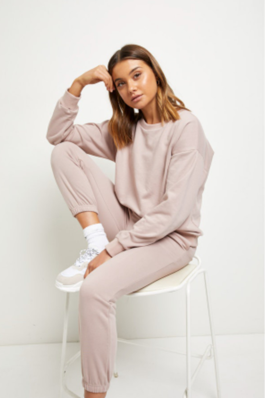 Allfenix AllFenx Cozy Lounge Sweater - Side Cropped Image