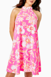 Lilly Pulitzer  Alli Woven Swing Dress - Front cropped