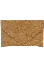 Allie & Chica Cork Envelope Cluth - Product Mini Image