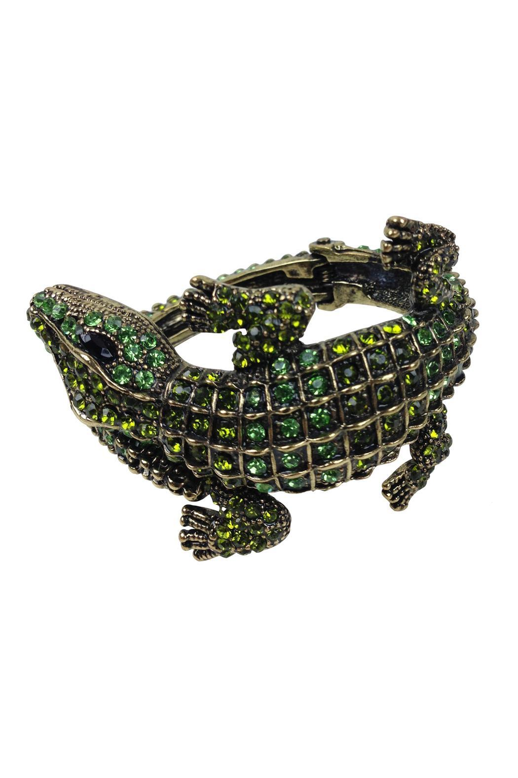 Alligator Cuff - Main Image