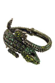Alligator Cuff - Front full body