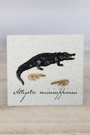 The Lovet Shop Alligator Earrings - Product Mini Image