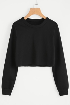 Shoptiques Product: Crop Sweatshirt