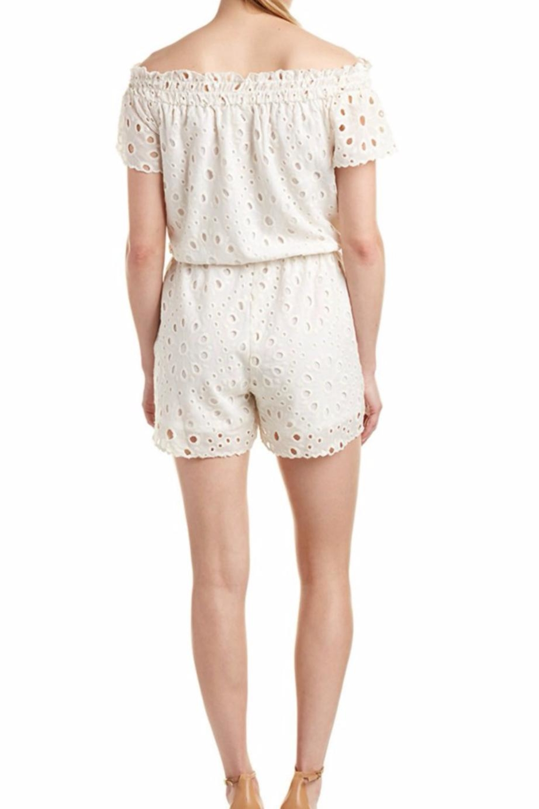 Allison Collection Romper - Front Full Image