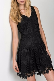 Allison Collection Tulip Lace Dress - Product Mini Image