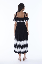 Allison Collection Zig Zag Knit - Front full body