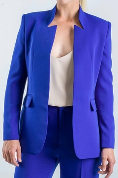 831MinhLe ALLURE Blazer - Inverted Lapels - Alternate List Image