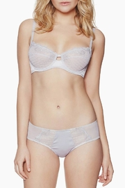 blush lingerie Allure Grey Panties - Side cropped