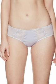 blush lingerie Allure Grey Panties - Product Mini Image