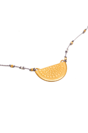 Bronwen Allure Necklace - Front full body