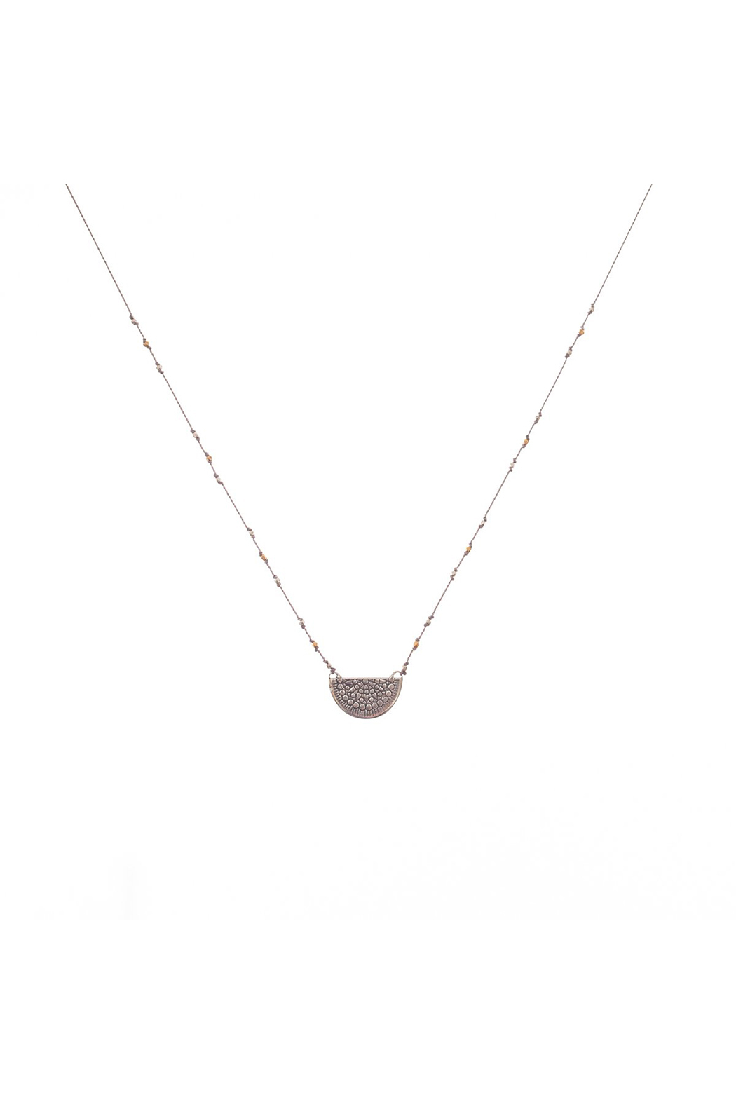 Bronwen Allure Necklace - Front Cropped Image
