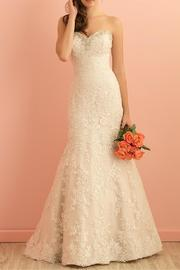 Allure Bridals Lace Fit-n-Flare Gown - Product Mini Image