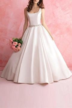 Allure Bridals Satin Bridal Gown - Product List Image