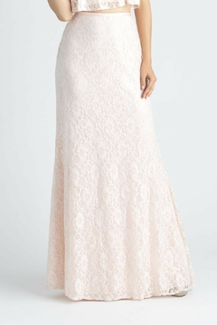 Allure Bridals Sequin Lace Skirt - Product List Image