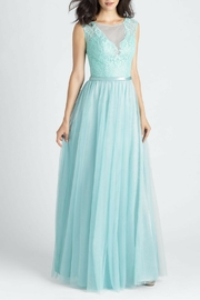 Allure Bridals Tulle Lace Bridesmaid Dress - Product Mini Image
