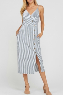 Shoptiques Product: Ally Button-Down Dress