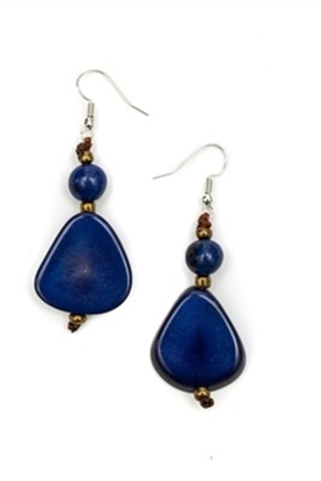 Soraya Cedeno Alma Earrings - Front Cropped Image