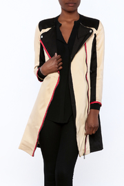 Shoptiques Product: Color Block Jacket