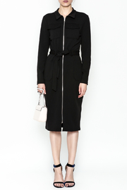 Almatrichi Cremallera Zipped Dress - Front full body