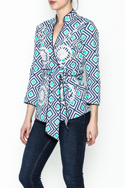 Almatrichi Elise Wrap Top - Product Mini Image