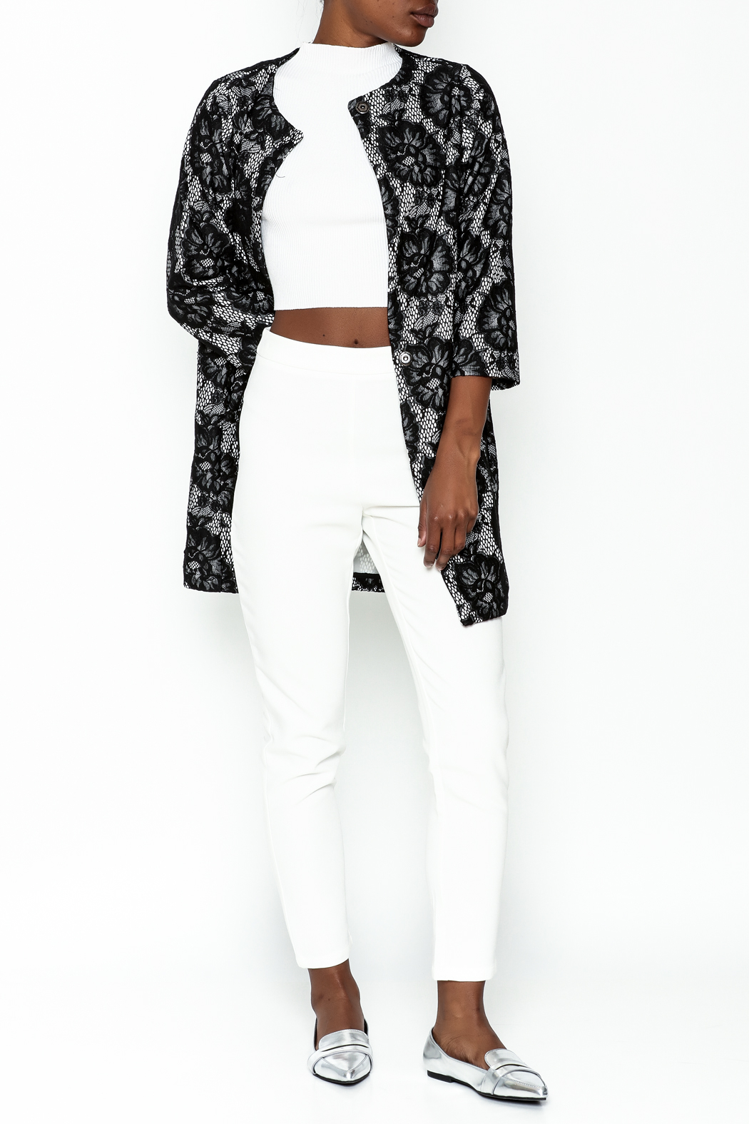 Almatrichi Madison Jacket - Side Cropped Image