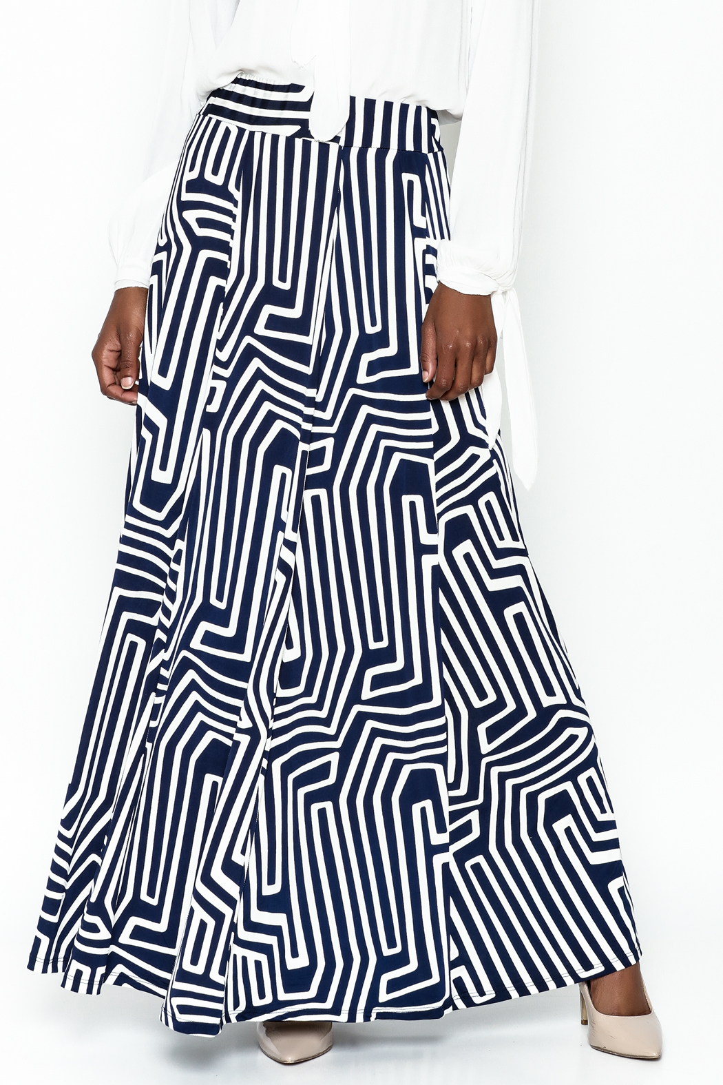 Almatrichi Madison Skirt - Front Cropped Image