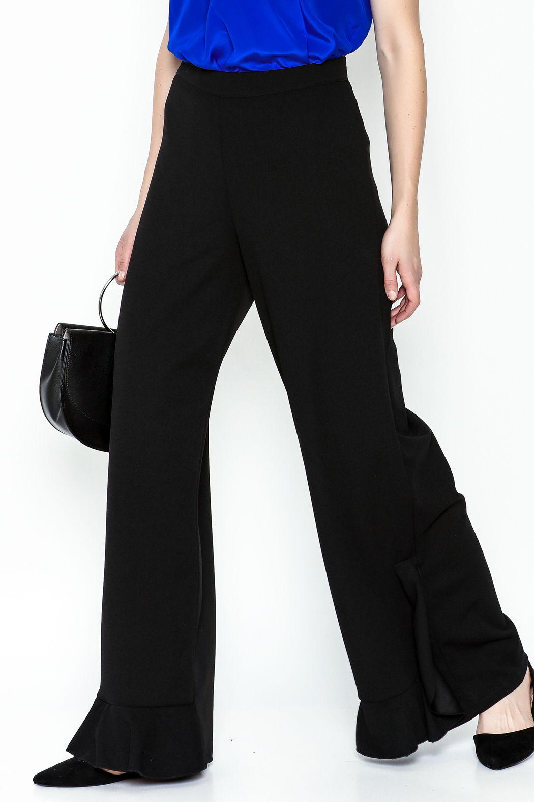 Almatrichi Orlon Largo Pants - Front Cropped Image