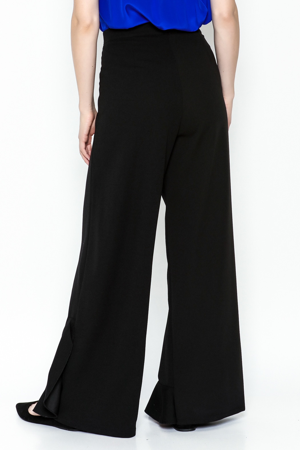Almatrichi Orlon Largo Pants - Back Cropped Image