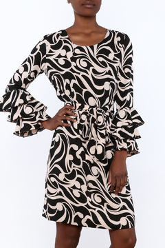 Almatrichi Twill Long SLeeve Dress - Product List Image