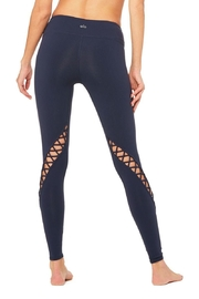 ALO Alo Entwine Legging - Front full body