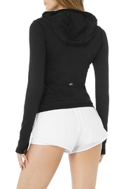 ALO Alosoft Hooded Runner - Side cropped
