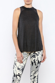 ALO Yoga Mesh Back Tank - Front cropped