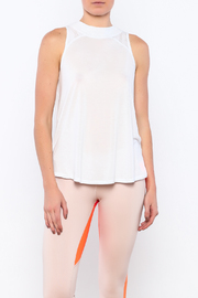 ALO Yoga Mesh Back Tank - Product Mini Image