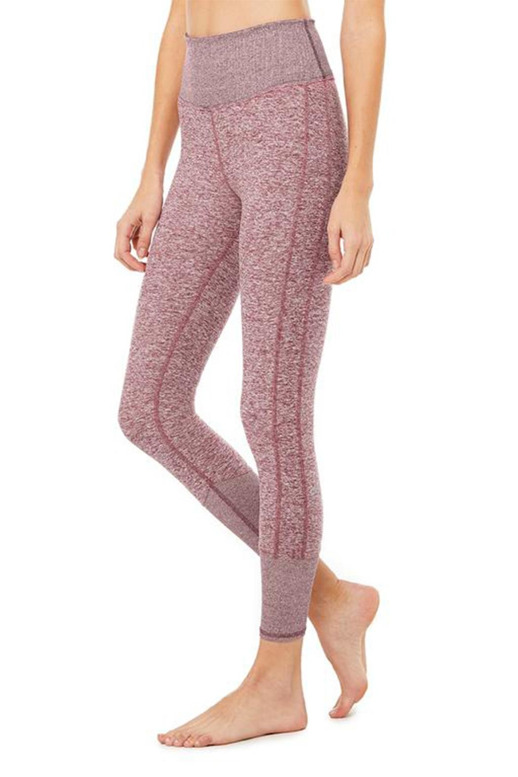 ALO Yoga 7/8 Lounge Legging - Front Full Image