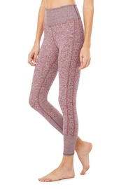 ALO Yoga 7/8 Lounge Legging - Front full body