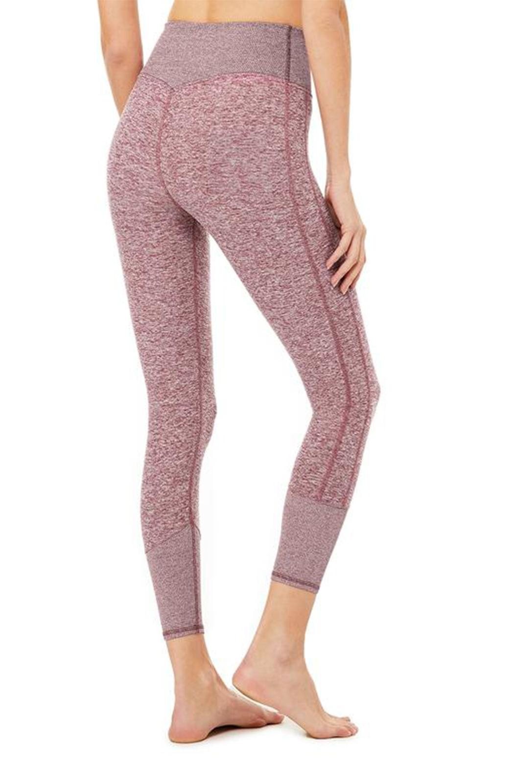 ALO Yoga 7/8 Lounge Legging - Side Cropped Image