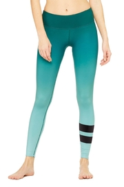 ALO Yoga Emerald Green Legging - Product Mini Image