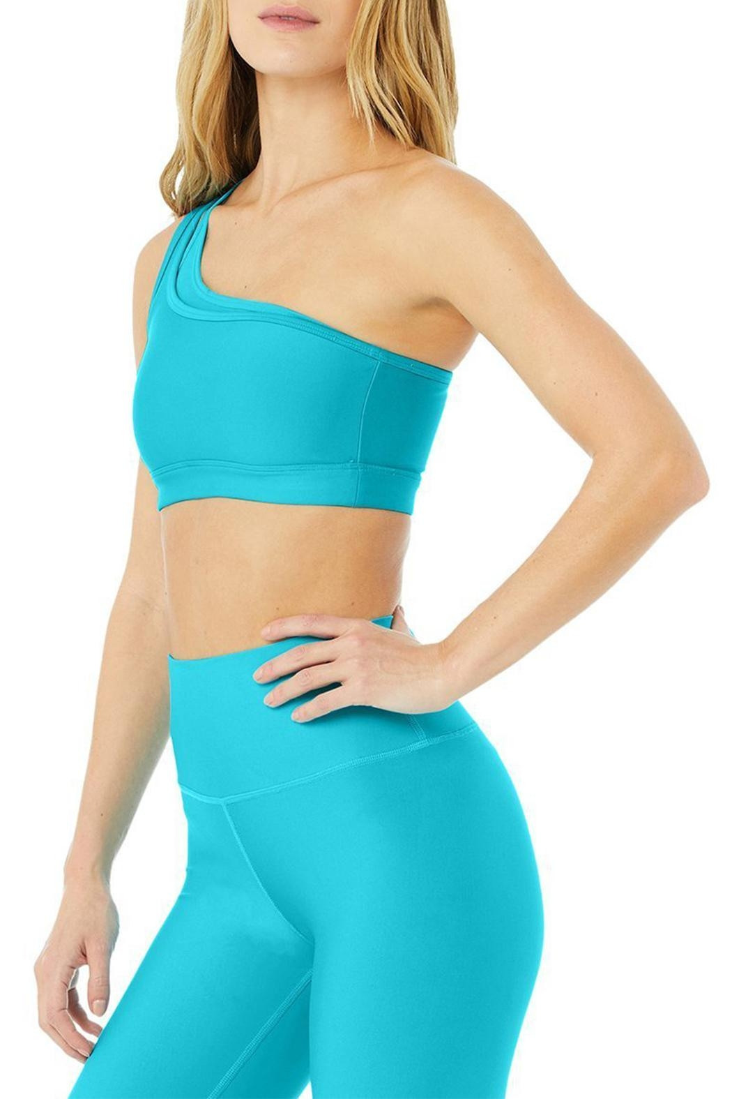 ALO Yoga Airlift Excite Bra - Front Full Image