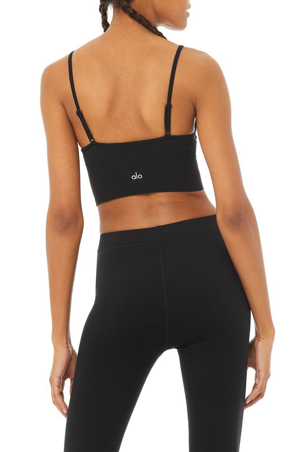 ALO Yoga Delight Bralette - Side Cropped Image