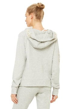 ALO Yoga Distressed Hoodie - Alternate List Image