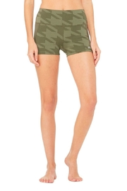 ALO Yoga Elevate Houndstooth Short - Product Mini Image