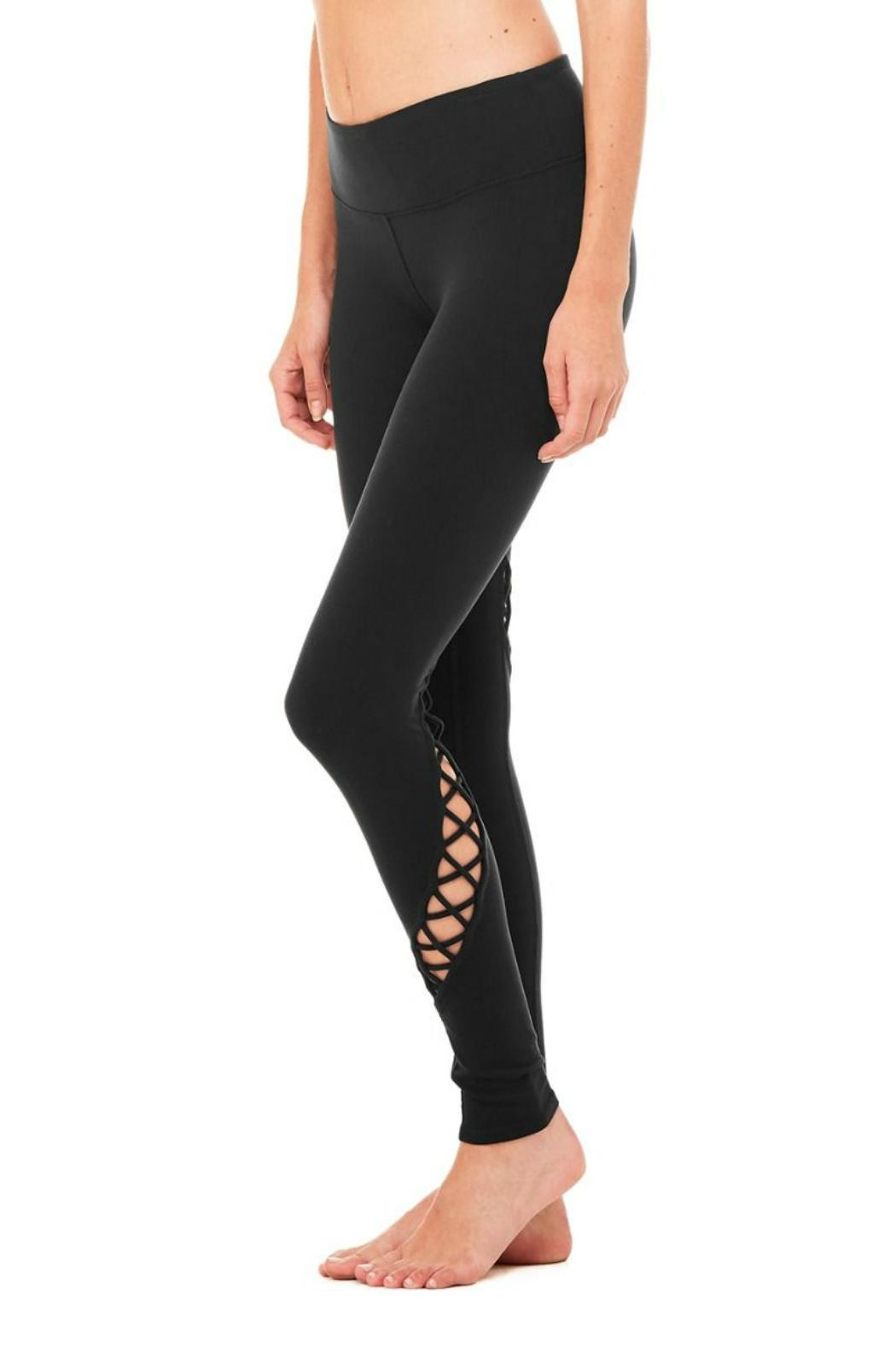 c8de7116bd28c ALO Yoga Entwine Legging from New Jersey by Back 2 Basics — Shoptiques