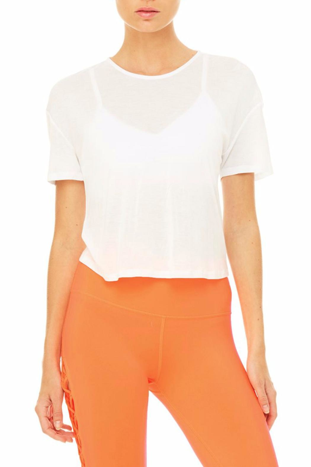 ALO Yoga Entwine Top - Front Cropped Image