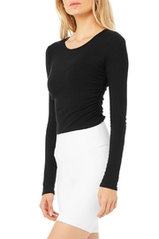 ALO Yoga Gather Long Sleeve - Front full body